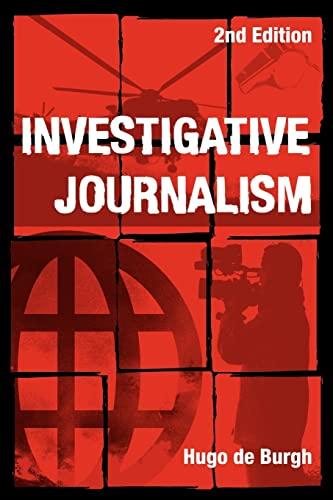9780415441445: Investigative Journalism