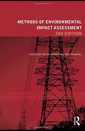 9780415441742: Methods of Environmental Impact Assessment (Natural and Built Environment Series)
