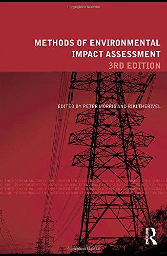 9780415441742: Methods of Environmental Impact Assessment (Natural and Built Environment Series)