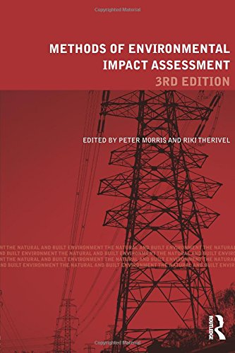 9780415441759: Methods of Environmental Impact Assessment (Natural and Built Environment Series)