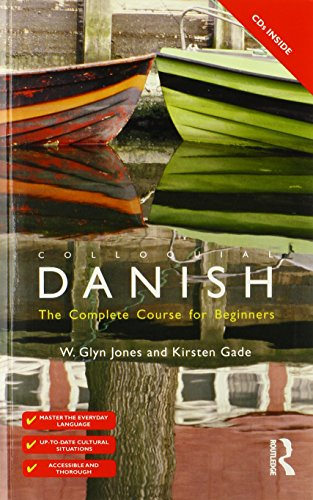 9780415441995: Colloquial Danish (Colloquial Series)