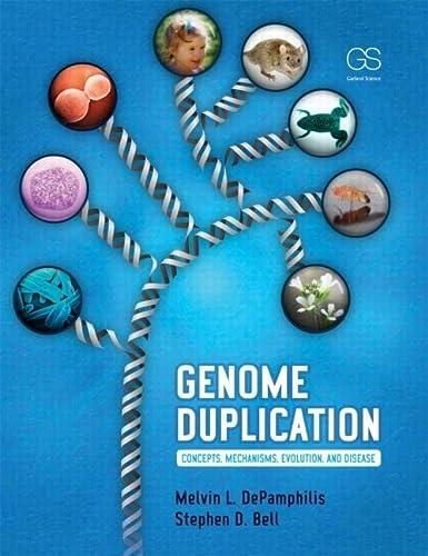 9780415442060: Genome Duplication