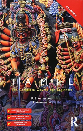 9780415442374: Colloquial Tamil: The Complete Course for Beginners (Colloquial Series)