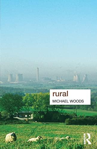 9780415442404: Rural (Key Ideas in Geography)