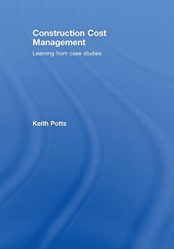 9780415442862: Construction Cost Management: Learning from Case Studies