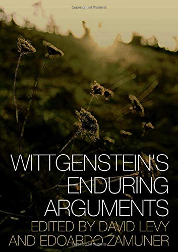 9780415442961: Wittgenstein's Enduring Arguments