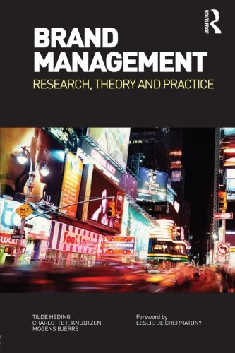 9780415443272: Brand Management: Research, Theory and Practice