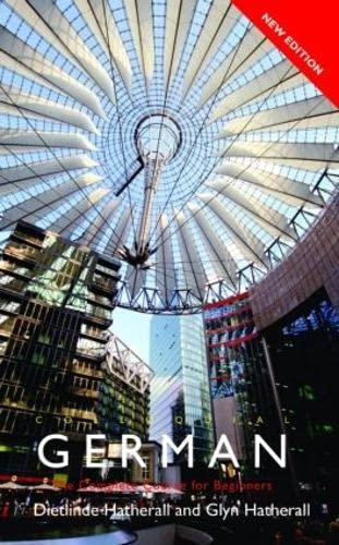 9780415443753: Colloquial German