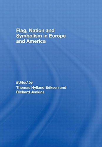 9780415444040: Flag, Nation and Symbolism in Europe and America