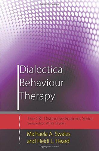 9780415444583: Dialectical Behaviour Therapy: Distinctive Features (CBT Distinctive Features)