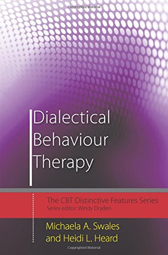 9780415444583: Dialectical Behaviour Therapy: Distinctive Features (CBT Distinctive Features)