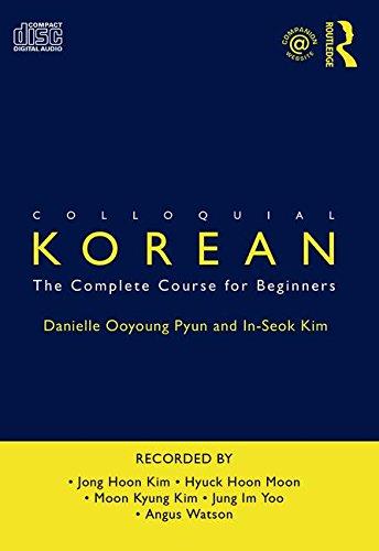 9780415444798: Colloquial Korean (Colloquial Series)