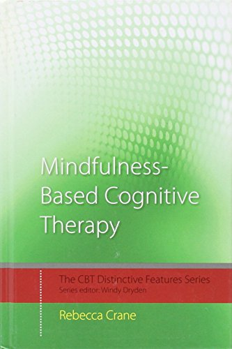 9780415445016: Mindfulness-Based Cognitive Therapy: Distinctive Features (CBT Distinctive Features)