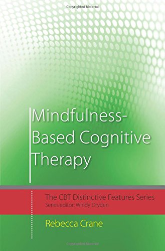 9780415445023: Mindfulness-Based Cognitive Therapy: Distinctive Features (CBT Distinctive Features)