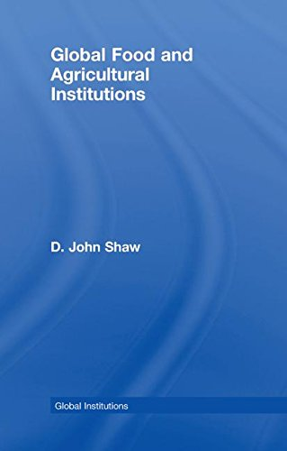 9780415445030: Global Food and Agricultural Institutions (Global Institutions)