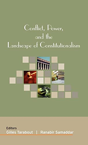 Conflict, Power, and the Landscape of Constitutionalism: Routledge India
