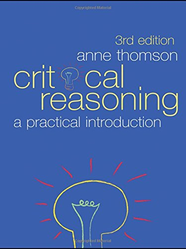 9780415445863: Critical Reasoning: A Practical Introduction