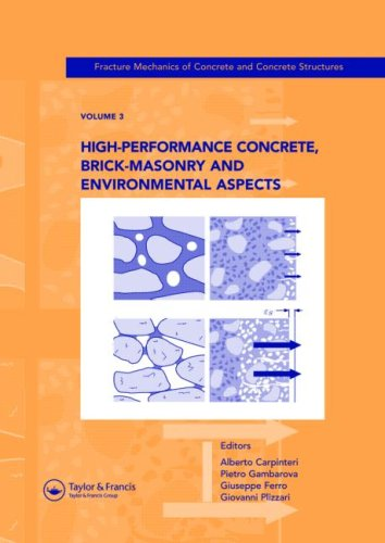 9780415446174: High-Performance Concrete, Brick-Masonry and Environmental Aspects: Fracture Mechanics of Concrete and Concrete Structures, Vol. 3 of the Proceedings ... Italy, 17-22 June 2007, 3-Volumes (Volume 2)
