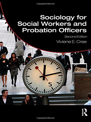 9780415446211: Sociology for Social Workers and Probation Officers (Student Social Work)