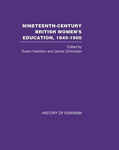 9780415446563: Nineteenth Century British Women's Education, 1840-1900: v. 2: Arguments and Experiences