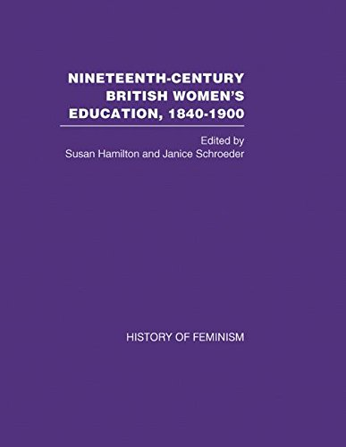9780415446594: Nineteenth Century British Women's Education, 1840-1900: v. 5: Arguments and Experiences