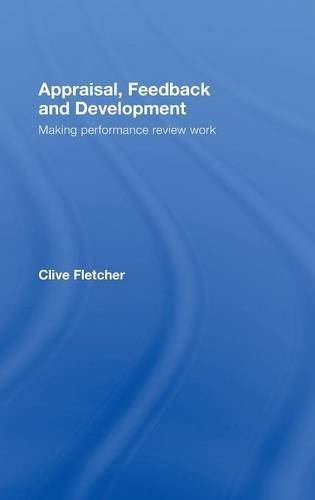 9780415446907: Appraisal, Feedback and Development: Making Performance Review Work