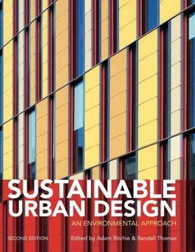 Sustainable Urban Design: Adam Ritchie (editor),