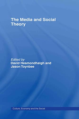 9780415447997: The Media and Social Theory (CRESC)