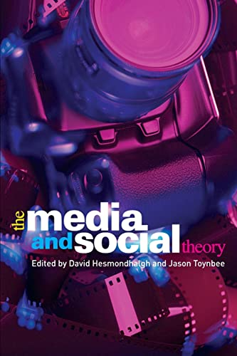 9780415448000: The Media and Social Theory (CRESC)