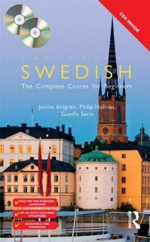 9780415448710: Colloquial Swedish (Colloquial Series)