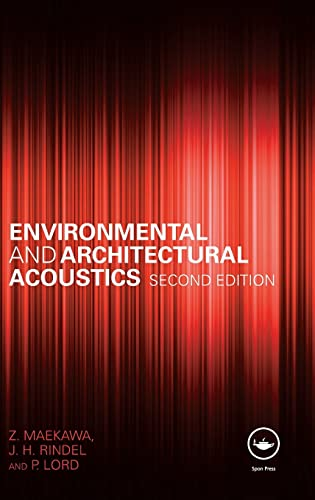 9780415449007: Environmental and Architectural Acoustics