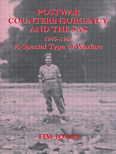 9780415449298: Post-war Counterinsurgency and the SAS, 1945-1952: A Special Type of Warfare