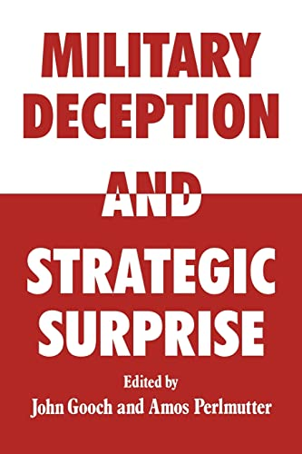 9780415449335: Military Deception and Strategic Surprise!