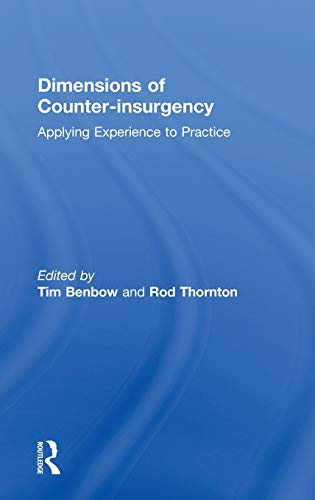9780415450379: Dimensions of Counter-insurgency: Applying Experience to Practice
