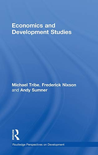 9780415450393: Economics and Development Studies (Routledge Perspectives on Development)