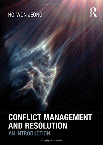 9780415450409: Conflict Management and Resolution: An Introduction