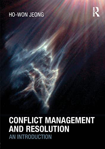 9780415450416: Conflict Management and Resolution: An Introduction
