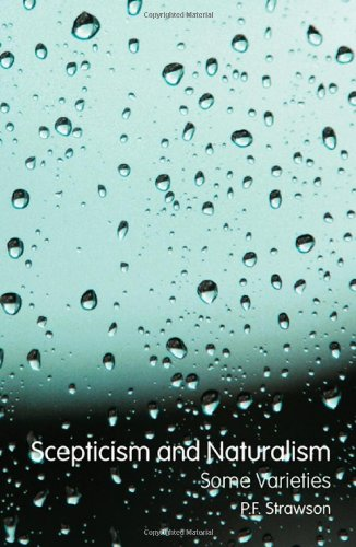 9780415450492: Scepticism and Naturalism: Some Varieties
