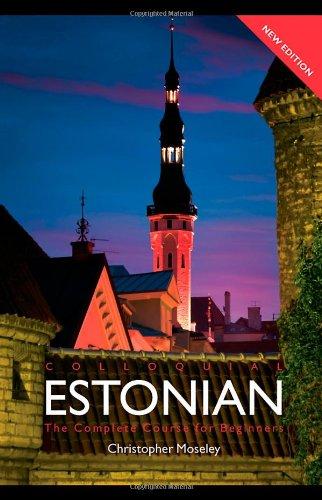 9780415450546: Colloquial Estonian