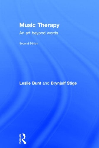 9780415450683: Music Therapy: An art beyond words