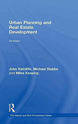 9780415450775: Urban Planning and Real Estate Development (Natural and Built Environment Series)