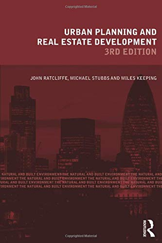 9780415450782: Urban Planning and Real Estate Development (Natural and Built Environment Series)