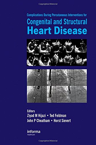 Complications During Percutaneous Interventions for Congenital and Structural Heart Disease (...