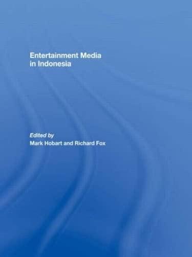 9780415451178: Entertainment Media in Indonesia
