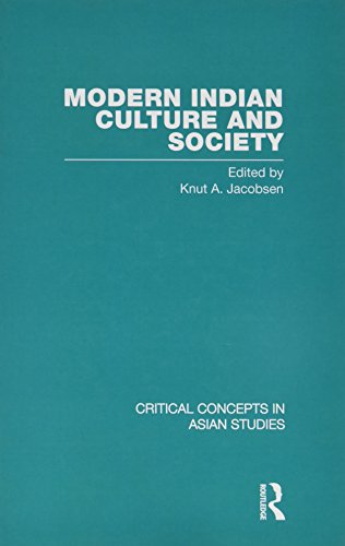Modern Indian Culture and Society (Hardback)
