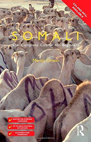 9780415452694: Colloquial Somali