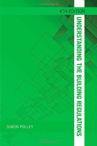 9780415452724: Understanding the Building Regulations (Understanding Construction)