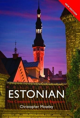 9780415452885: Colloquial Estonian