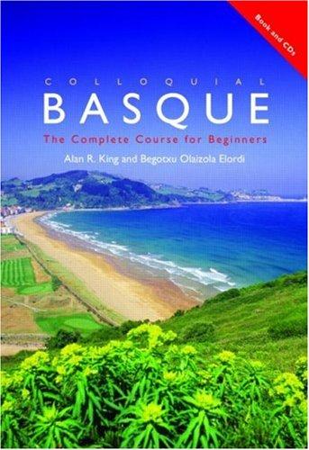 9780415453318: Colloquial Basque: A Complete Language Course (Routledge Colloquials (Audio))