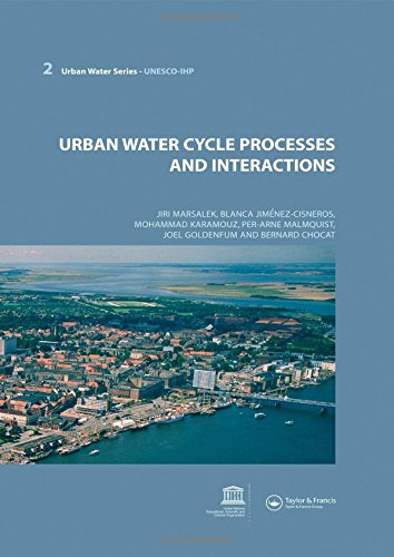 9780415453462: Urban Water Cycle Processes and Interactions: Urban Water Series - UNESCO-IHP (Urban Water-UNESCO-IHP)